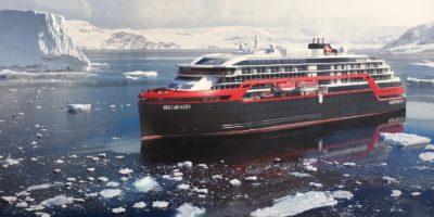 MS Roald Amundsen Studie