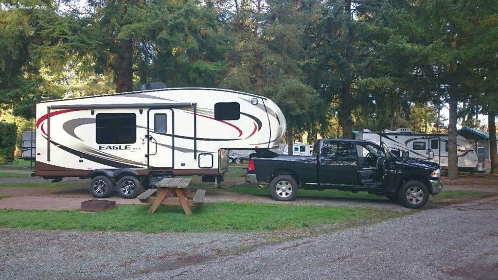 Pick Up Camper in Canada