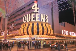 Vegas Hotel & Casino 4Queens USA ©Horst Reitz