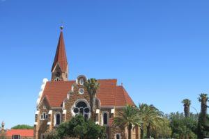 Christuskirche in Windhoek © Horst Reitz