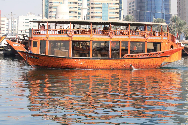 Dubai Hafen VAE ©HorstReitz2016