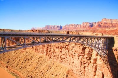 Navajo Bridge Arizona USA ©Horst Reitz