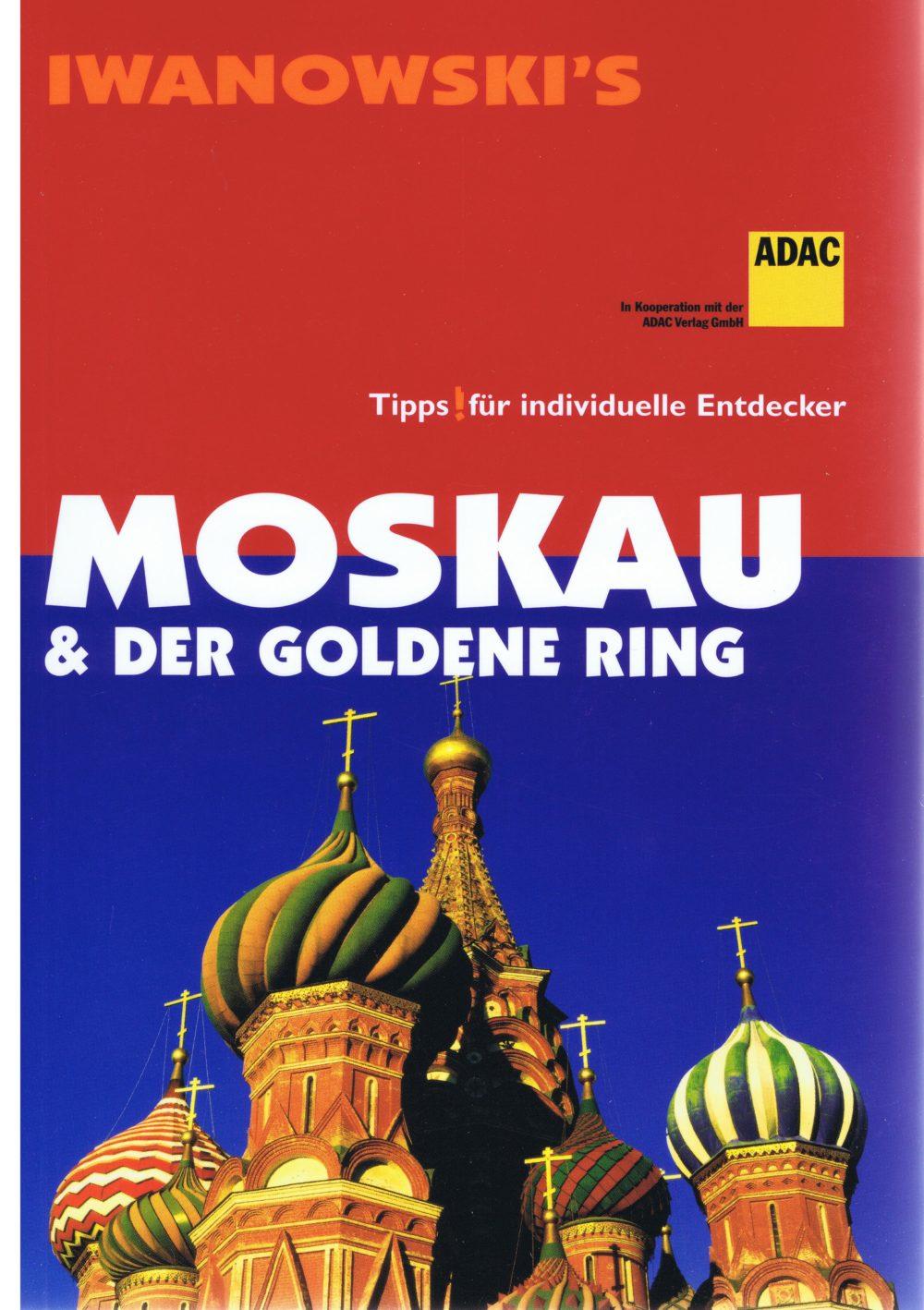 Iwanowski Moskau und der Goldene Ring 13 978-3-933041-31-9