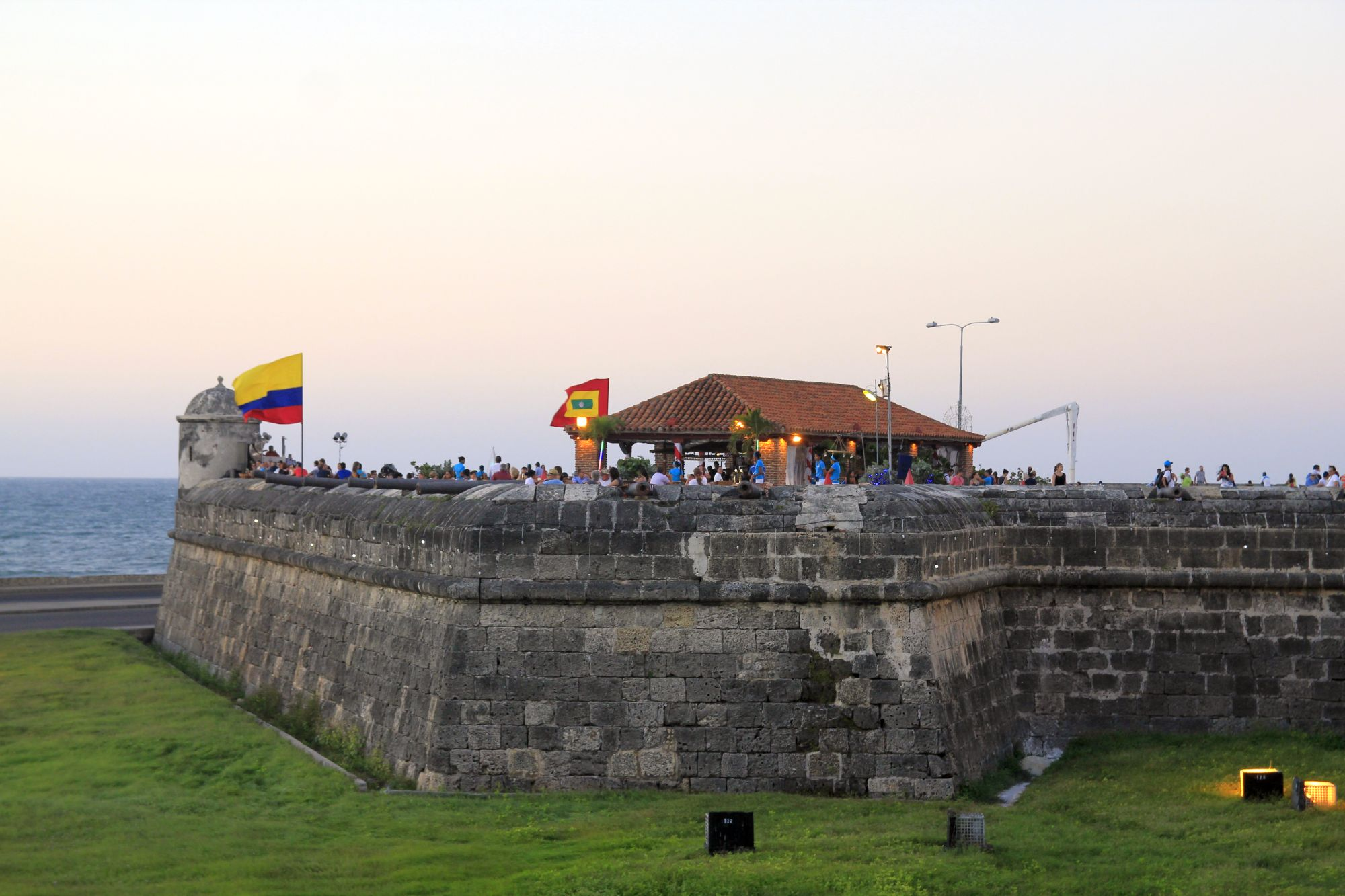 Cartagena, Columbien 2013
