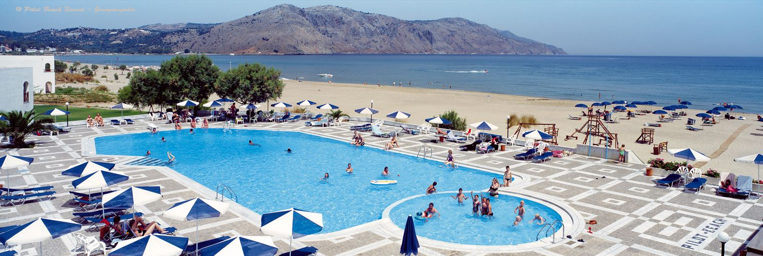 Pilot Beach Resort - Georgioupolis