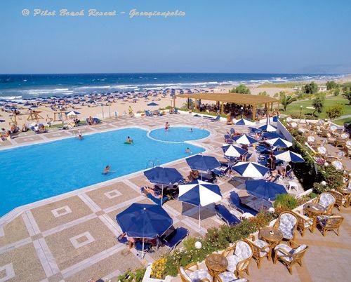 Pilot Beach Resort - Georgioupolis