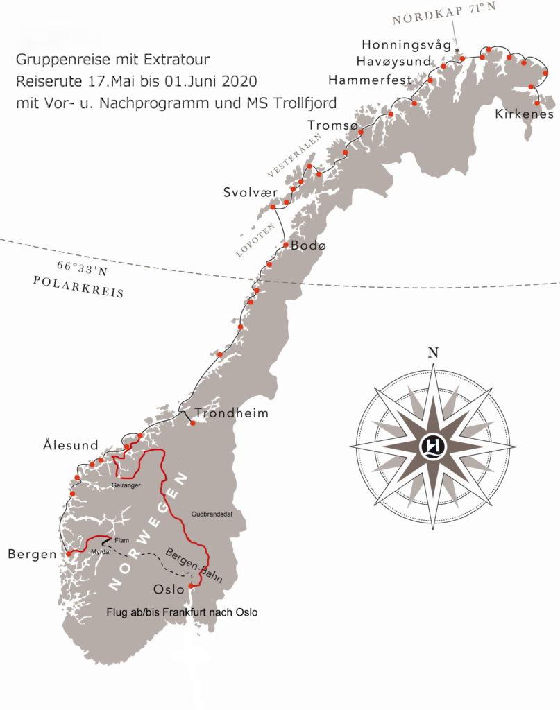 2019 MS Trollfjord
