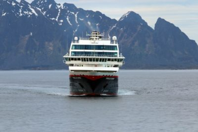 Norwegen Hurtigruten MS Trollfjord ©HorstReitz