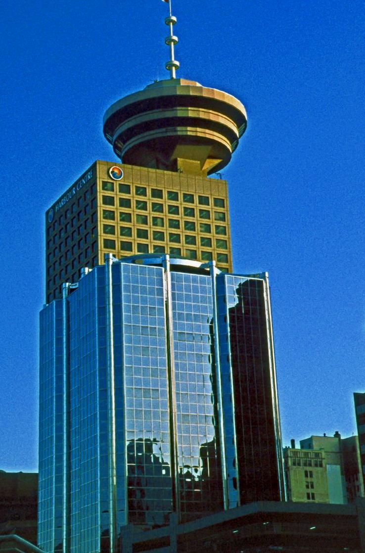 Vancouver British Columbia © Horst Reitz 1992