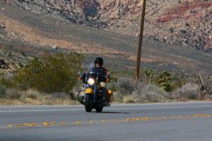 Bikerroad USA ©Horst Reitz