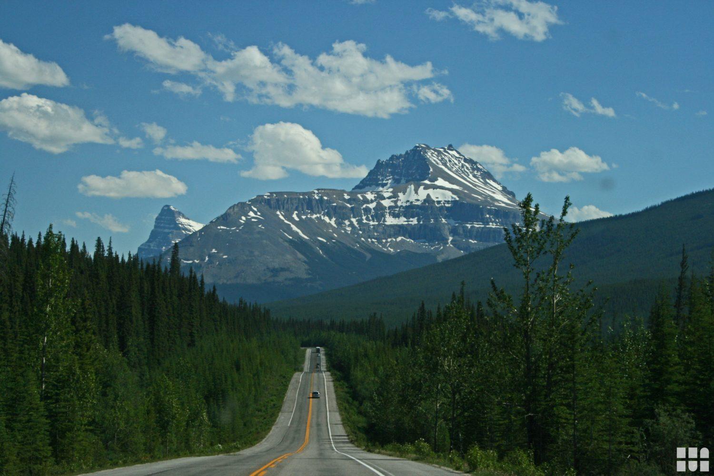Icefield Parkway ©Touristikerfotos.net