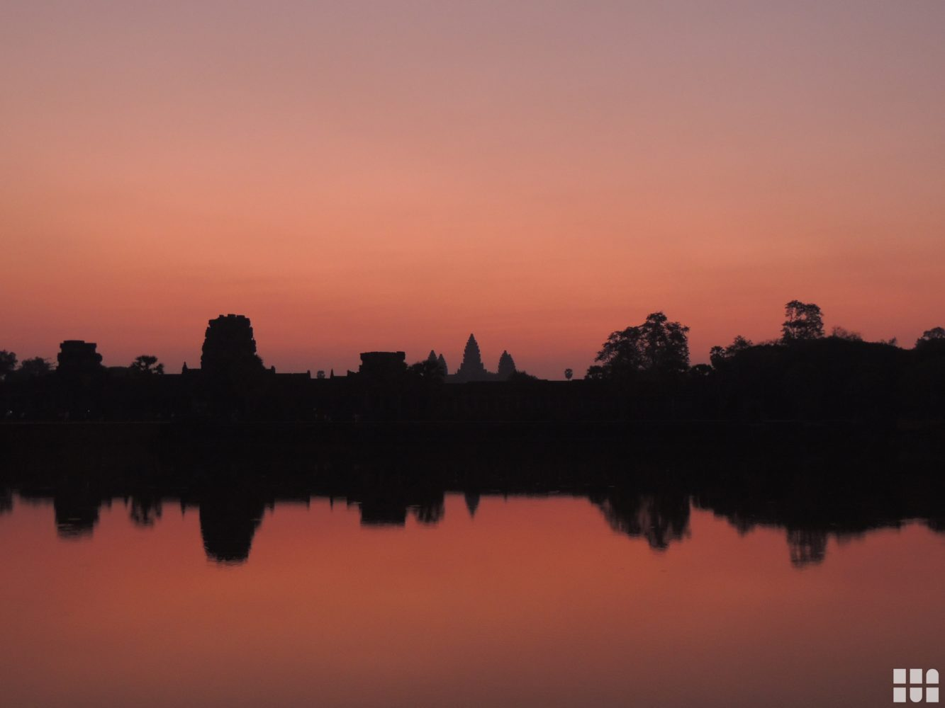 Tempel von Angkor Wat ©Touristikerfotos.net