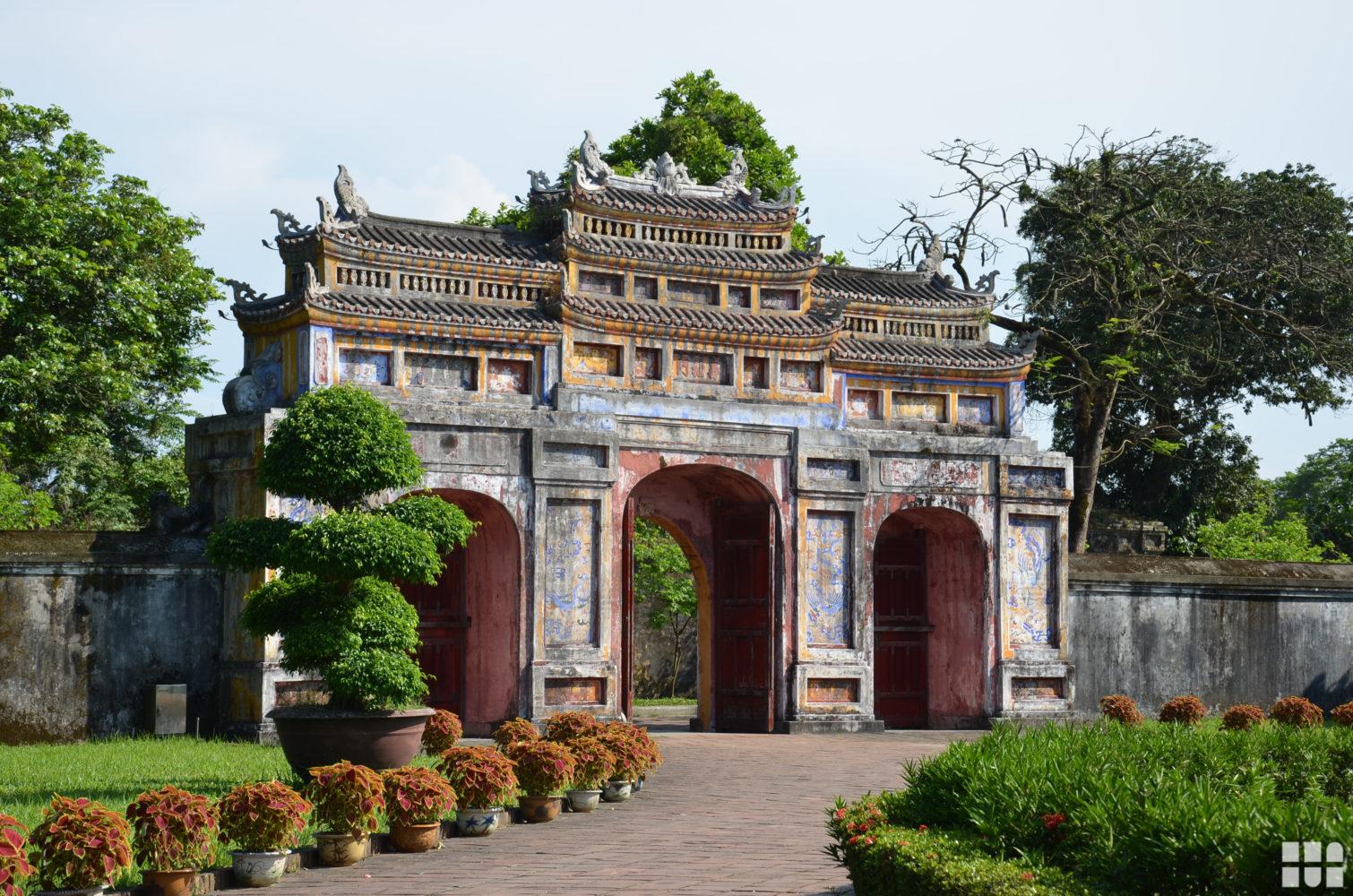 Tempelanlage Hanoi ©Touristikerfotos.net