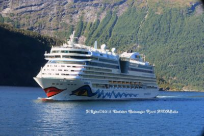 Aida Bella in Norwegen