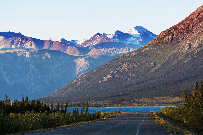 Kanada Bergblick in den kanadischen Rockies 123RF