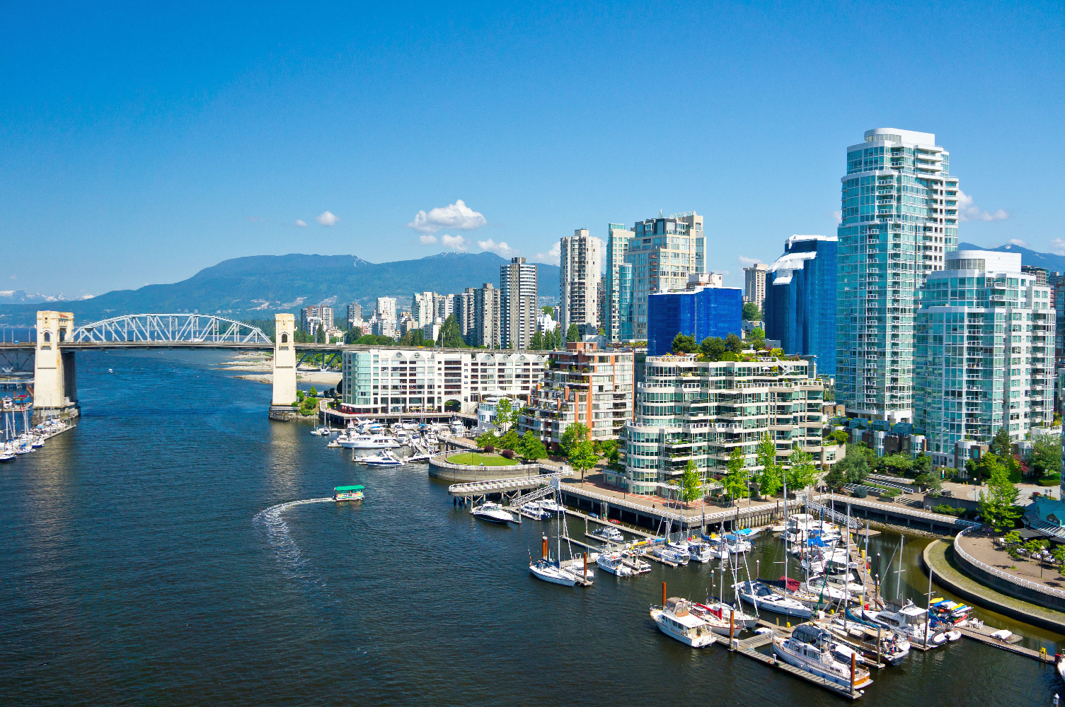 Kanada British Columbia Vancouver ©123RF