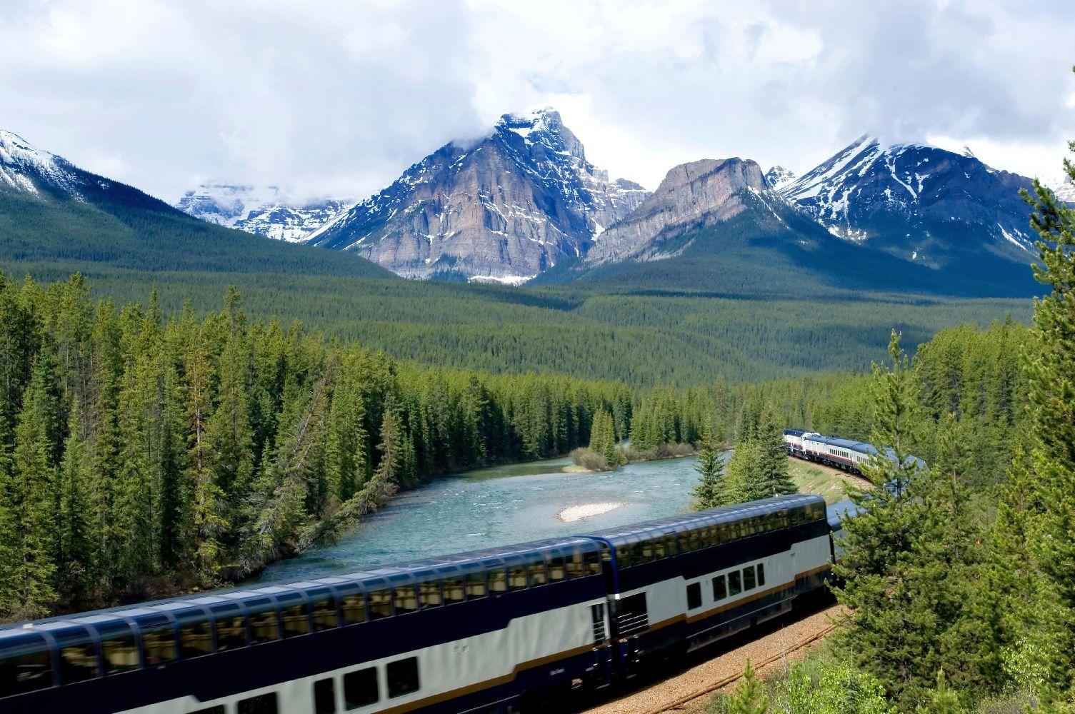 Kanada Westen Rockymountaineer ©123RF
