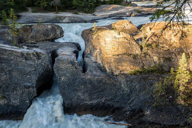 Kanda B.C. Yoho NP Natürliche Brücke ©123RF